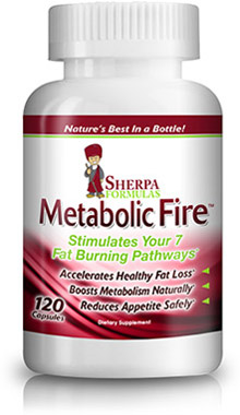 Metabolic Fire Bottle